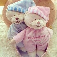 MXM 007 Animal Bear Baby Plush Bear Toy Soft Gift For Baby Child Newborn Product Boy