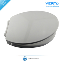 Easy Installation White Pp Material Toilet Seats 450 290 70 Specification Toilet Cover High Quality Bathroom