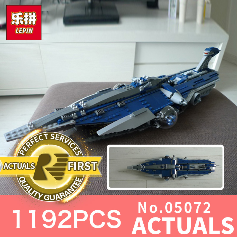 Star 1192Pcs Wars Lepin 05072 Cool The Malevolence Model Building Block set Compatible LegoINGlys 9515 classic Toys for children lepin 22001 pirate ship imperial warships model building block briks toys gift 1717pcs compatible legoed 10210