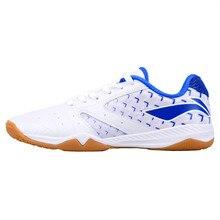 Новое поступление, Li-ning, мужская сборная обувь для настольного тенниса, анти-скользкая эластичная лента, профессиональные кроссовки