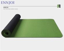 183x61cmx6mm Thick Yoga Mats Environmental Tasteless Lose Weight Exercise Pad
