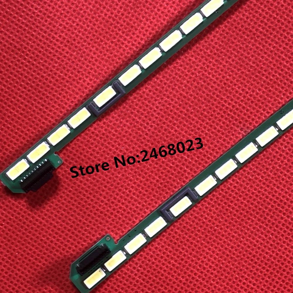 2 PCS*66LED LED Strip 6916l1722B 6916l1723B For LG 49UF695V 6922L-0128A LC490EQE
