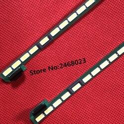 2 sztuk * 66LED taśmy LED 6916l1722B 6916l1723B dla LG 49UF695V 6922L-0128A LC490EQE