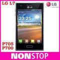 """P705 оригинальный LG Optimus L7 P700 GPS WIFI 4.3 """" C3G 5MP разблокированным мобильных телефонов"""