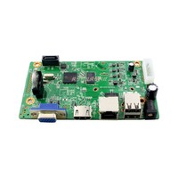 For Hi3536C Network Hard Disk Video Recorder Development Board NVR 8 Channel 1080P RTSP ONVIF RTMP Source Code
