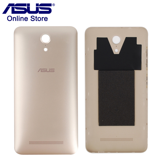 uk availability 5a6a4 fbab0 US $4.28 50% OFF|High Quality Original Asus back battery cover case housing  replacement rear battery cover for Asus Pegasus X003 5.0