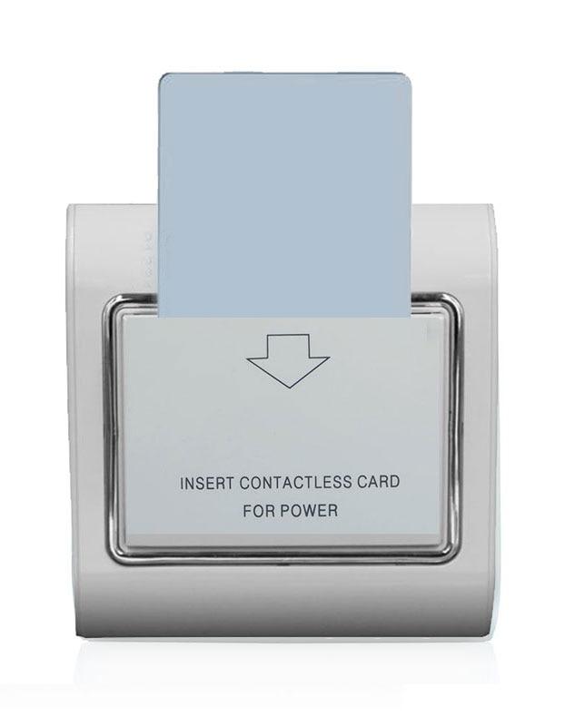 10 Satz Hotel Energiesparende Schalter Unterstützung Niedrigen Frequenz 125 Karat Karte 220 V 30a Nicht Unterstützung Hohe Frequenz Karte Power Off 15 S Verzögerung