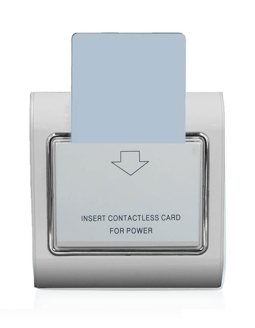 10 set 호텔 에너지 절약 스위치 지원 저주파 125K 카드 220V 30A 지원 없음 고주파 카드 전원 끄기 15s 지연
