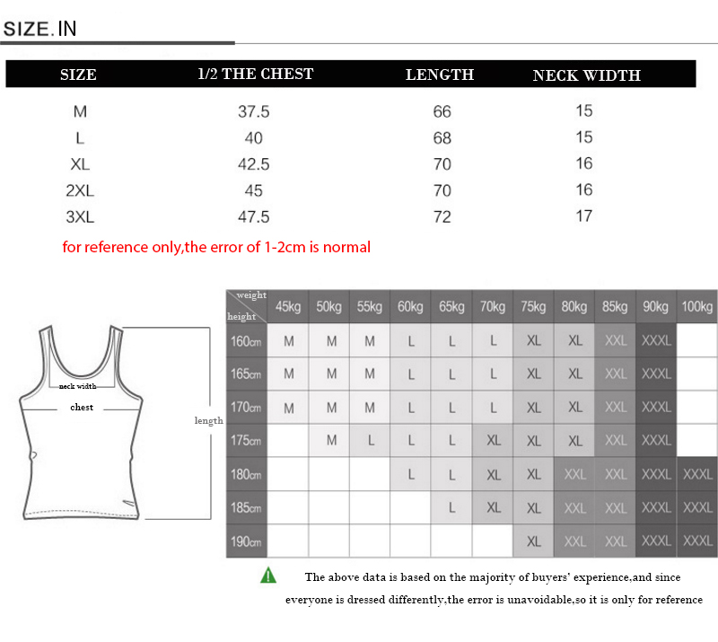 Men's Close-fitting Vest Fitness Elastic Casual O-neck Breathable H Type All Cotton Solid Undershirts Male Tanks 22