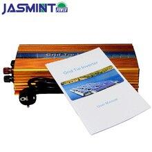 1000W solar power grid tie micro inverter 20-45V DC to AC 120/230V Pure Sine Wave Inverter 1000W for 24V 36V solar panel