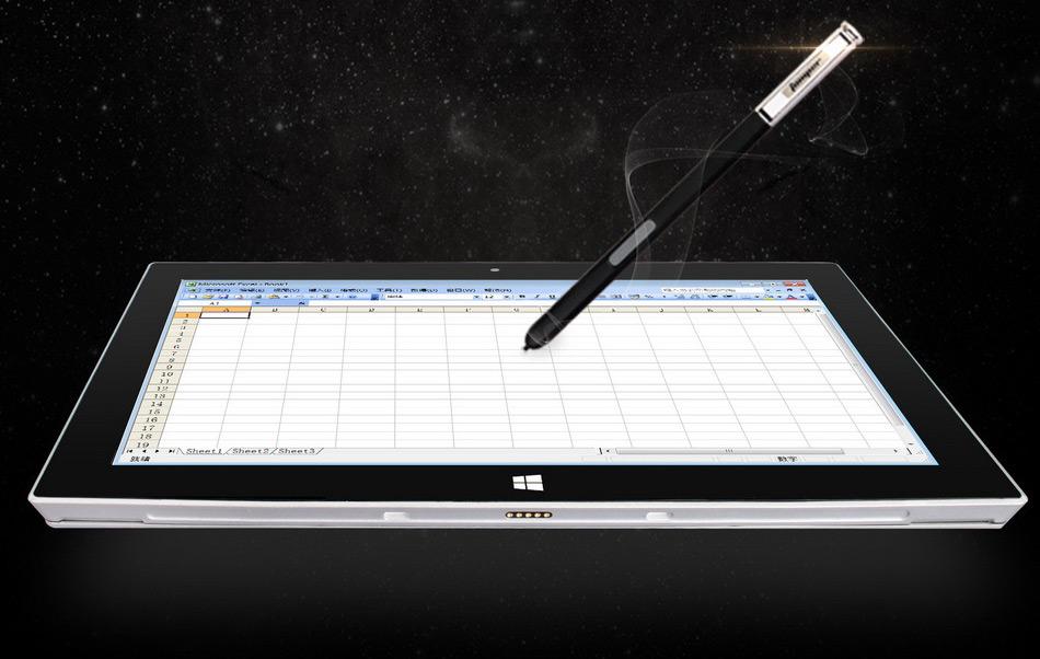 Jumper EZpad 5SE tablet PC 10.6\'\' Windows 10 IPS 1920 x1080 Intel Cherry Trail Z8300 4GB 64GB HDMI BT WiFi windows tablet laptop (2)