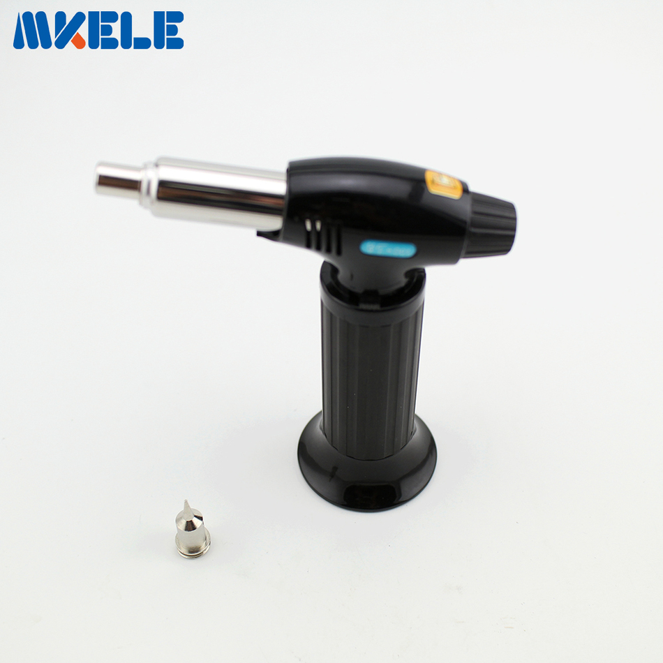 High quality multi-function gas gun gas torch soldering Cordless Refillable Butane Gas Soldering Iron Pen shape tool HT-D01 new packing cordless torch soldering iron mt 100 butane gas soldering iron pen free shipping