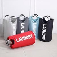 2018 Nieuwkomers Wasmand opknoping opbergmanden zakken met Handvatten Ondergoed/beha/vuile kleren wasserij opslag mand