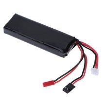7.4 V 2000 mAh LiPo Bateria para Walkera Devo 7E Transmissor