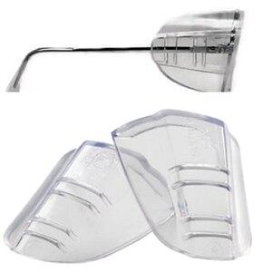 Image 2 - 2Pairs Beschermende Covers Voor Bril Sideshields Voor Bijziende Veiligheid Flap Side Beschermende Vel Anti Zand Splash