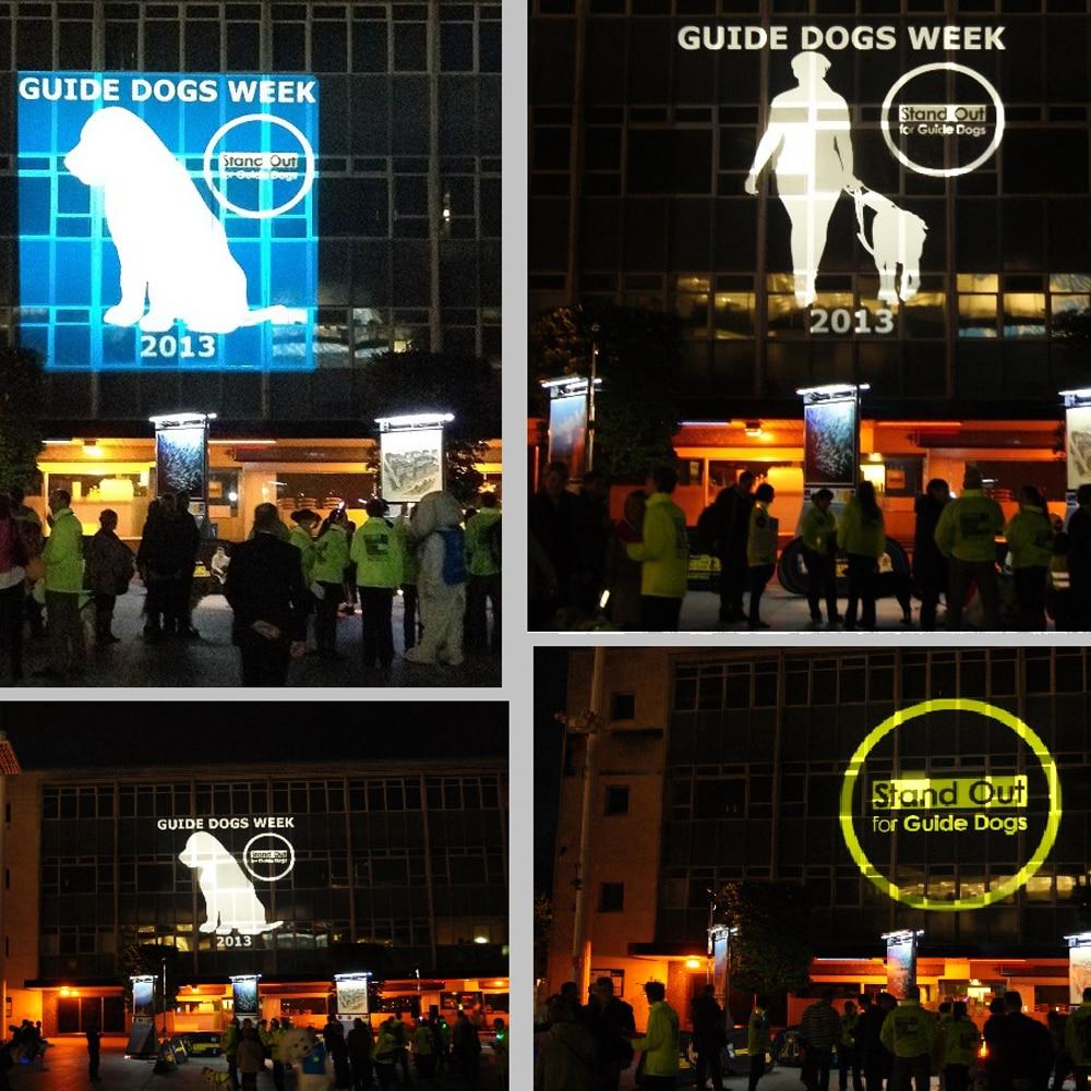 Superlys 100W LED-dekoration Annonceringskilte Gade Mobilbelysning - Kommerciel belysning - Foto 3