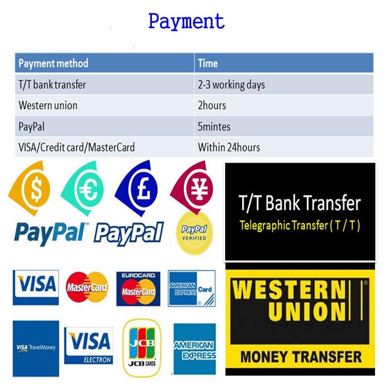 Payment terms_