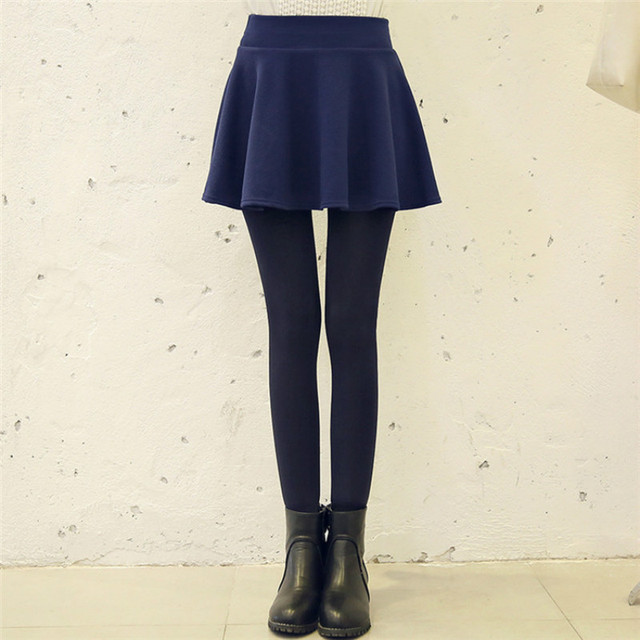 37c13c56eb55 Sexy School Girls Short Skirts Womens Black A-Line Party Cocktail Mini  Skirt Ladies High Waist Pleated Skater Skirt Saia Mini
