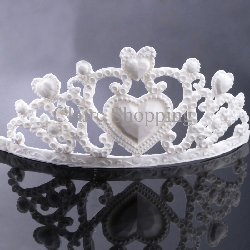 Yueyue Sugarcraft 1 Pc Crown  Silicone Mould Fondant Mold Cake Decorating Tools Chocolate Gumpaste Mold
