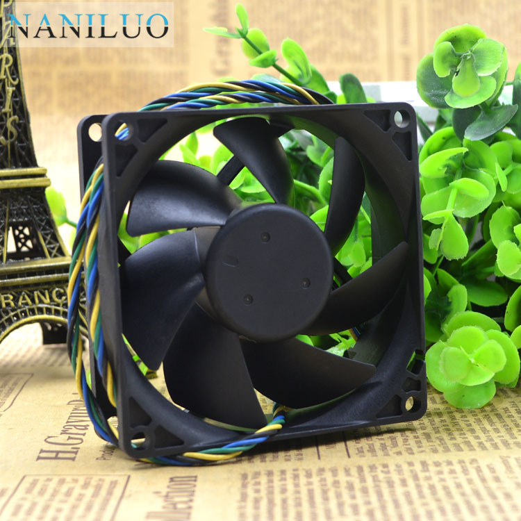 SXDOOL FD129225LB 9225 90mm DC 12V 0.15A silent chassis power supply PWM cooling fan