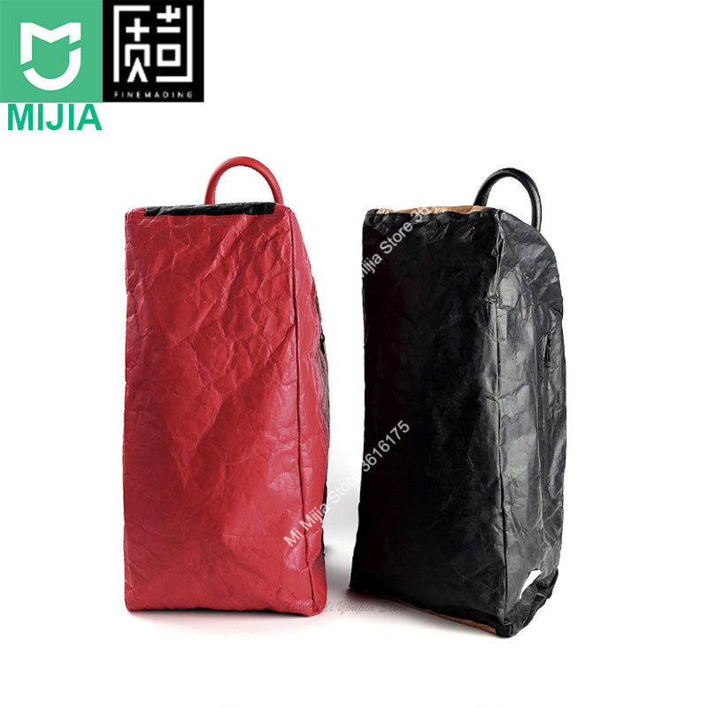 Audacious Xiaomi Mijia Zhizao Dupont Fitness Bag Larger Waterproof Breathable Dry Wet Separation Shoe Bag Sport Backpack For Art Sense