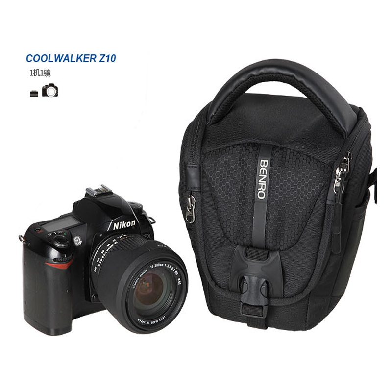 Benro paradise z10 cw series gun package slr portable camera bag camera bag штатив benro t 800ex