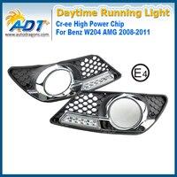 Brand New LED Car Daytime Running Light 12V 5W 2 Cr High Power 1100LM For Benz