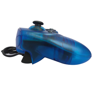 Image 3 - xunbeifang Transparent wired Gamepad Joystick Game Controller for Xbox
