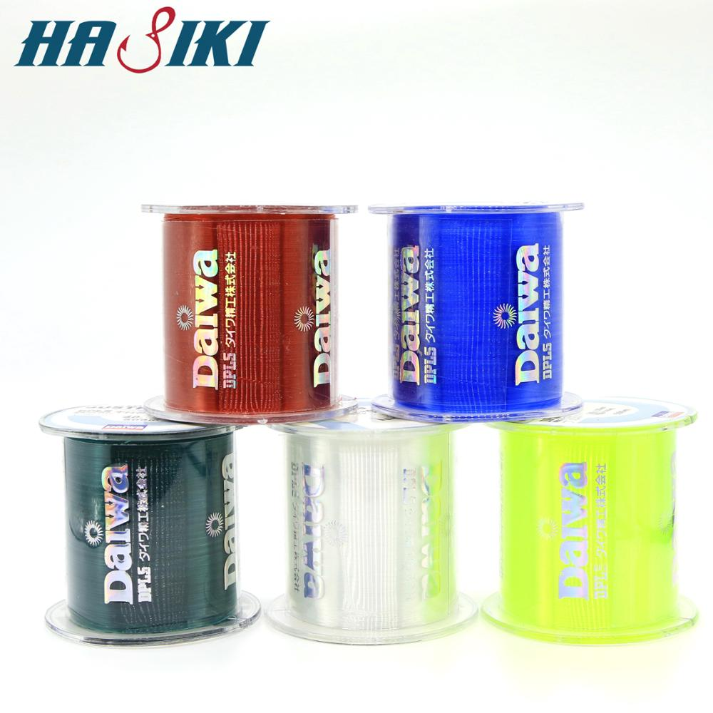 HASIKI 500M Super Strong Fishing Line Daiwa Nylon Monofilament - Fiskeri