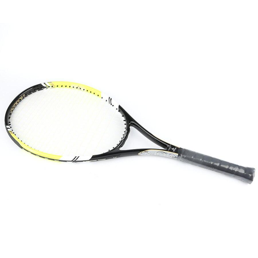 Fiber Quality  1/4 820 Carbon racchetta da Equipped High Size SHIBODENG Piece Tennis Racket Racquets 4 1 Grip 2