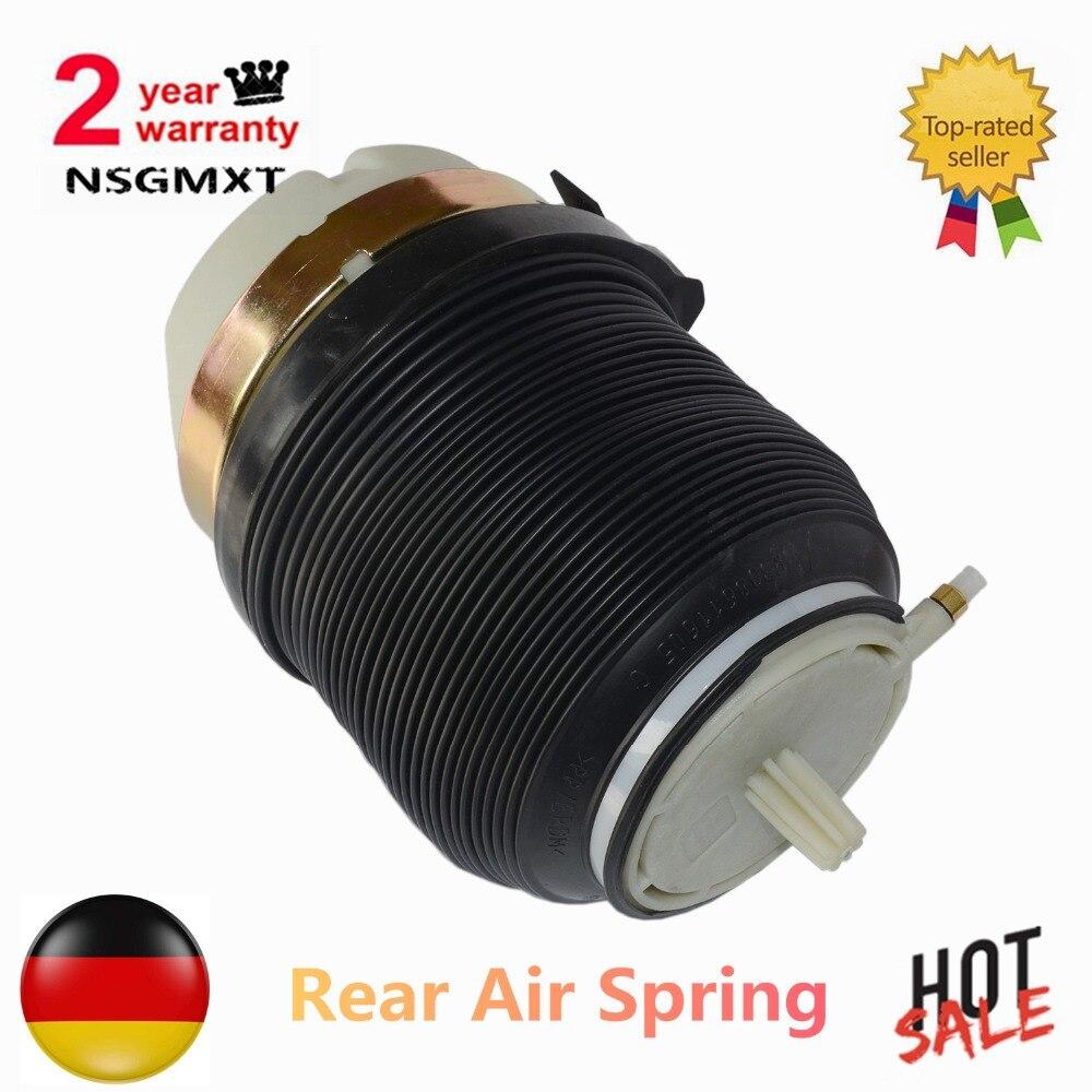 Sacos superiores das molas pneumáticas da suspensão do ar do suporte de choque da suspensão do passeio traseiro ap01 para audi a6 c6 allroad 4f0616001j lh & rh 2005-2011