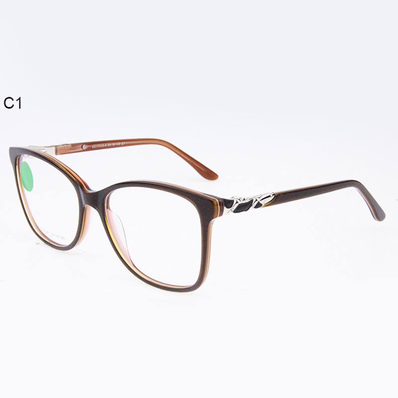 2017 Monturas de Gafas de Acetato Al Por Mayor Impresa Venta ...