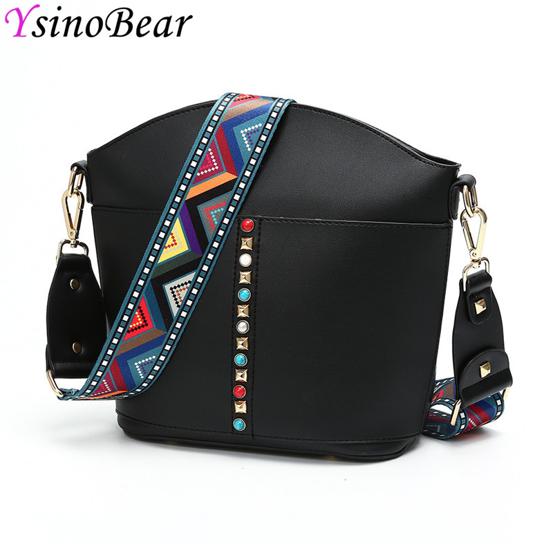 YsinoBear Fashion Long Wide Replacement Shoulder Bag Straps 2018 New Arrive Adjustable Handbag Bags Straps for Bags Accessories z ben hd wireless security ip camera wifii wi fi ir cut night vision audio recording surveillance network indoor baby monitor