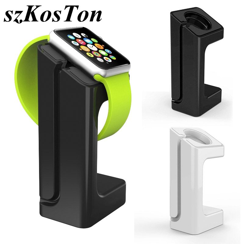 Brand New High Quality Charger Dock Watch Charging Stand Holder Charge Cord Keeper For Apple Wacth 1 2 3 4 38mm 42mm 40mm 44mm