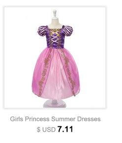 girls princess cosplay costume
