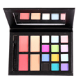 Miss doozy Magnetic Palette Makeup Eyeshadow Pallette Mica Powder Brush Blush Para Glitter Gift Cosmetic  Make up Set eye kit