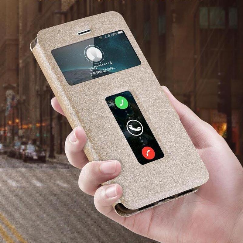 >Flip Cover for ZTE Nubia Z11 <font><b>Max</b></font> Case View Window Leather Case for ZTE Nubia Z11 Mini <font><b>S</b></font> Z11mini Phone Bags & Cases Z11max Coque