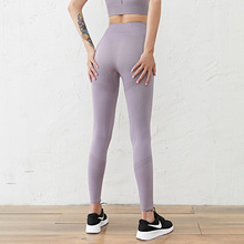 ZYFPGS Long Solid Leggings For Women Fitness Cycling Outdoor Sports 2019 Slim Fit New Arrivals Creative Absorb Sweat