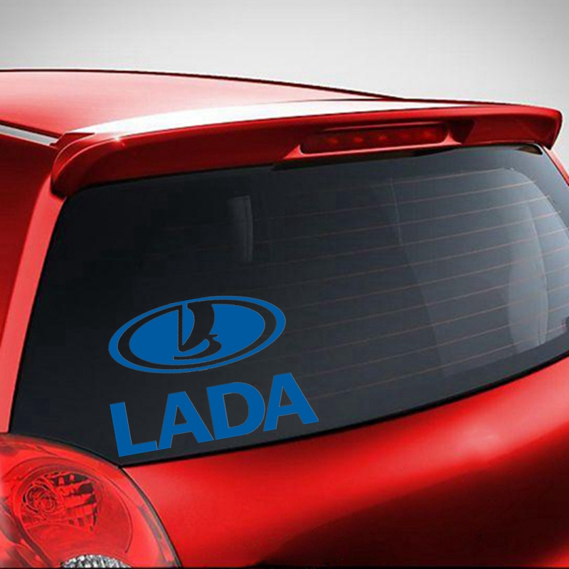 Image 4 - Three Ratels TZ 804 12*17cm 1 5 pieces car sticker for vaz lada auto sticker car stickers removable-in Car Stickers from Automobiles & Motorcycles