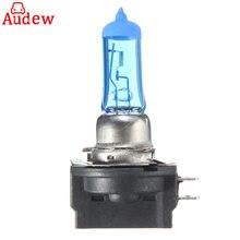 H11B 55 Вт противотуманная Галоген Авто ближнего света фар Лампа Белый Лампа DC 12 В 6000 К свет источник