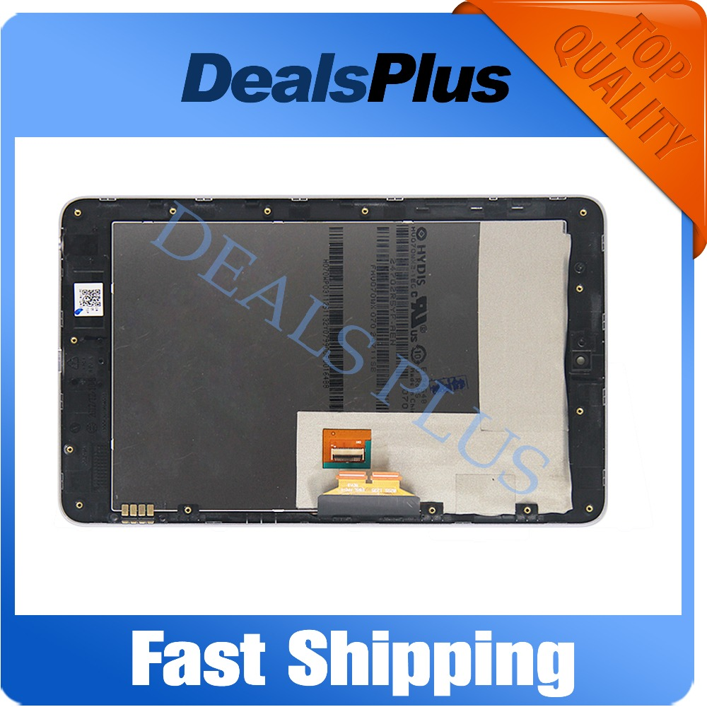 Replacement New LCD Display+Touch Screen+Frame Assembly For Asus Google Nexus 7 1st Gen nexus7 2012 ME370 ME370T ME370TG 3G