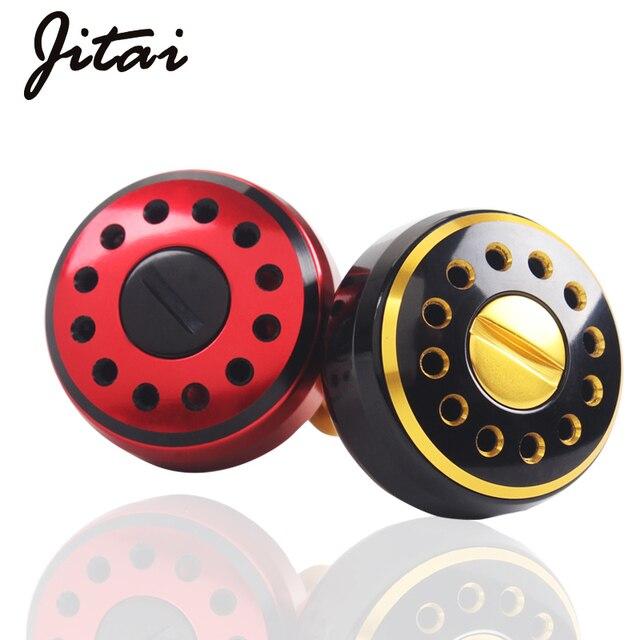 JITAI Aviation Aluminum Fishing Reel Handle Knob 3000-5000 Series Design For Baitcasting Spinning Reel Fishing Tackle Accessory