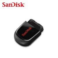 SanDisk CRUZER FIT USB Flash Drive CZ33 16GB Mini Pen Drives USB 2 0
