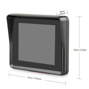Image 3 - A203 Scanner de voiture, outil de Diagnostic de voiture, ordinateur de bord, liquide, jauge de température, tachymètre, compteur de vitesse, HUD ODB II, nouveau