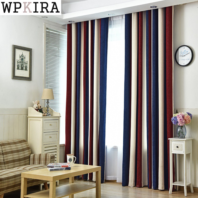 European Style Color Curtains For Living Room Blackout Bars Jacquard Bedroom Tulle Curtains Sets In The Nursery Drapery S203&30