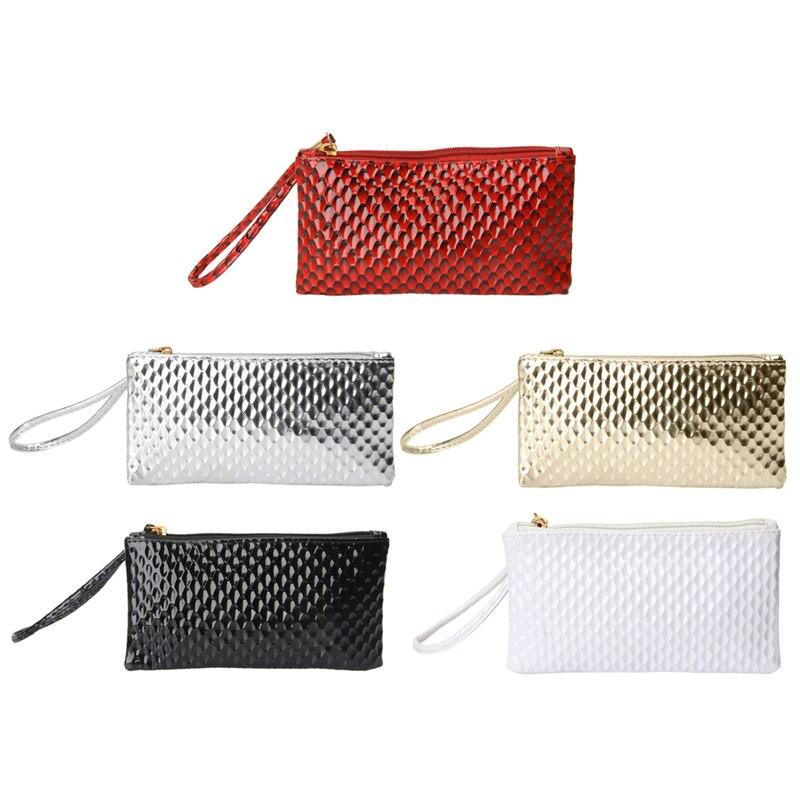 New Arrive 1Pc Women Handbag Party Evening Envelope Clutch Bag Wallet Purse Messenger Phone Bag new arrive women