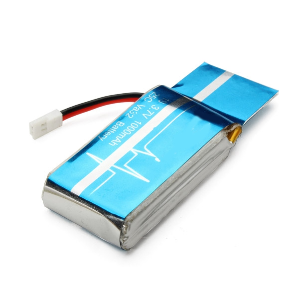 syma x5sw x5sc spare part 37v 1000mah 25c va32 upgraded lipo battery
