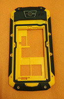 Verwendet Original Zurück Rahmen shell fall für Entdeckung V9 IP68 MTK6572 Dual Core 4.5