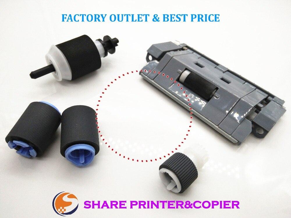 New Roller kit CC468-67924 CC468-67911 CC468-67921 per HP CP3525 CM3530 RM1-0037 RM1-2998 RM1-4968-040 RM1-4966-000