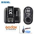 Godox XTR-16 беспроводной 2 4G Управление питанием флэш-приемники + X1T-N TTL беспроводной передатчик для Nikon AD180 AD360 AD360II